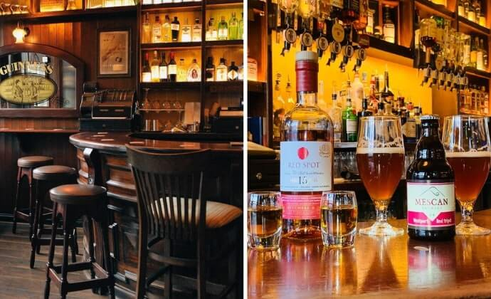 pubs in Westport with music