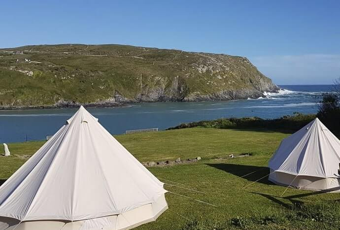 Chléire Haven camping