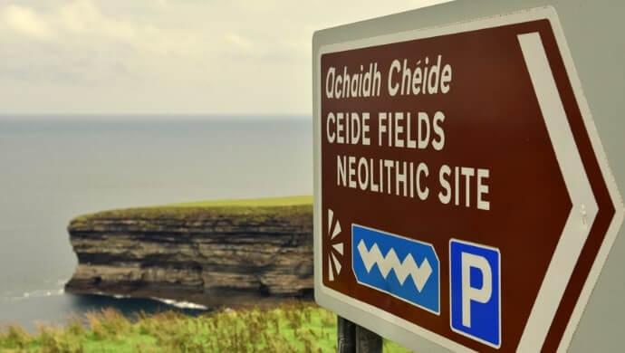 ceide fields walks