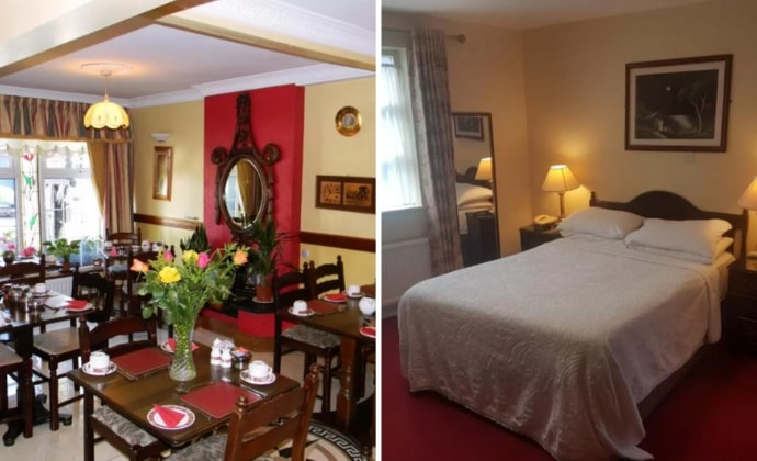 our favourite b&b in Westport