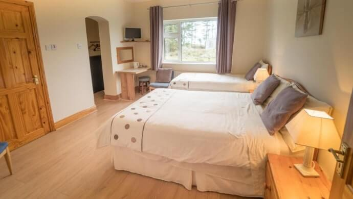 Fortview accommodation in Enniscrone