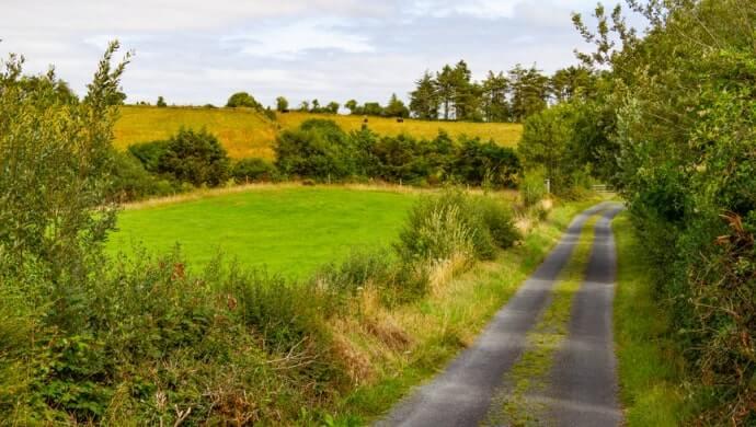 castlebar greenway route