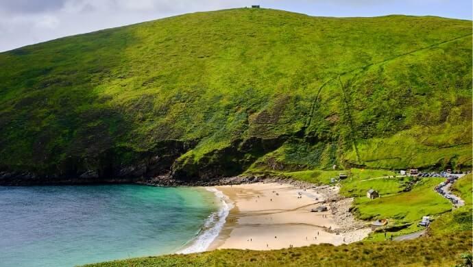 Achill Island beaches