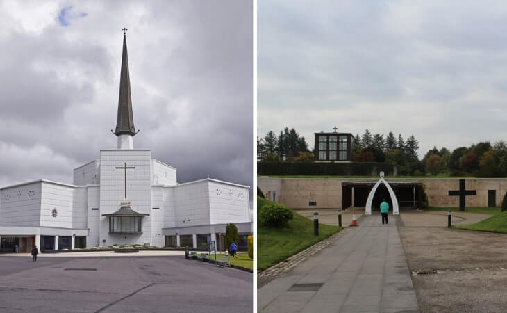 what to see near Knock Shrine