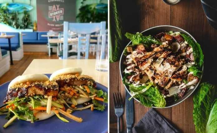 restaurants in strandhill