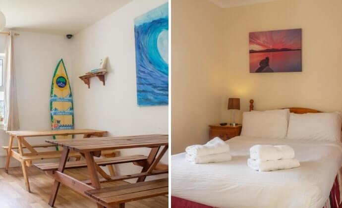 accommodation in strandhill