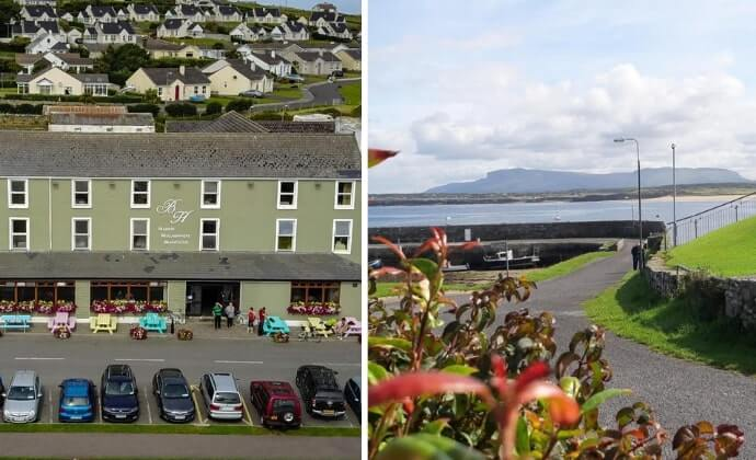hotels in sligo with a swimming pool