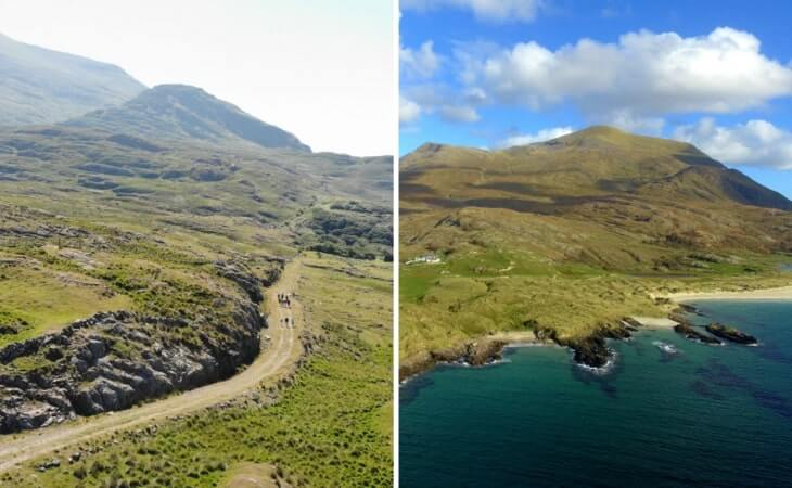 the lost valley in mayo