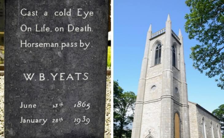 Drumcliffe Church Sligo