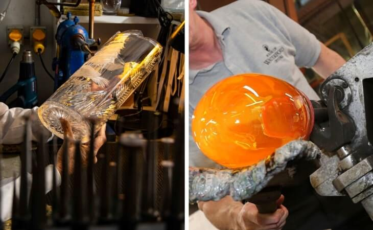 Waterford Crystal Factory tour