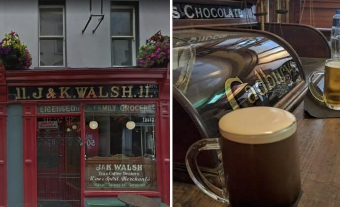 J. & K. Walsh Victorian Spirit Grocer