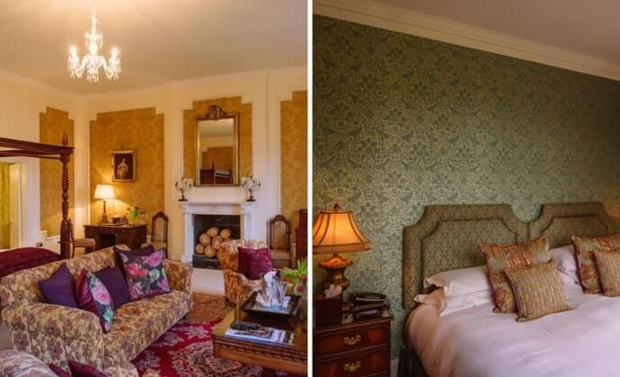 waterford castle rooms
