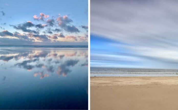 Enniscrone Beach sligo