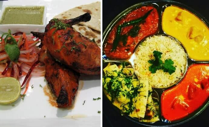 one of our favourite indian restaurants in tramore