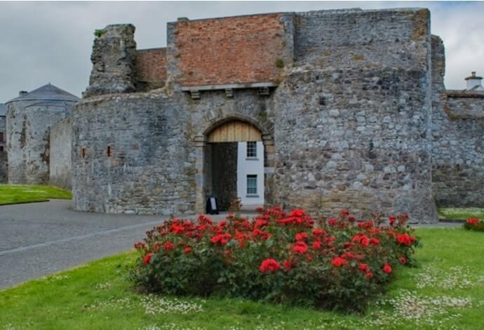 Dungarvan Castle
