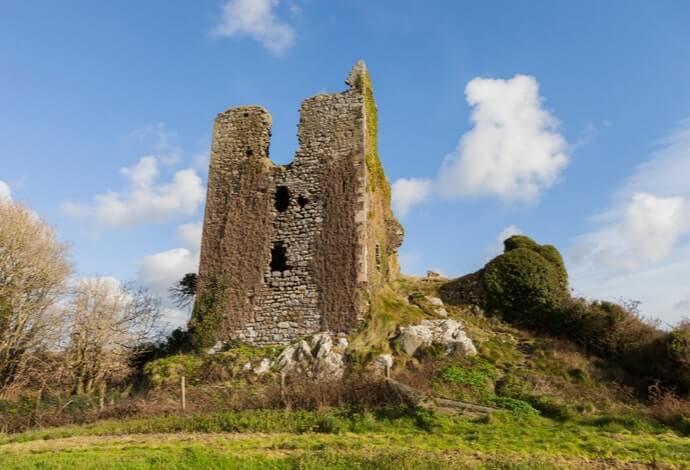 dunhill castle walks