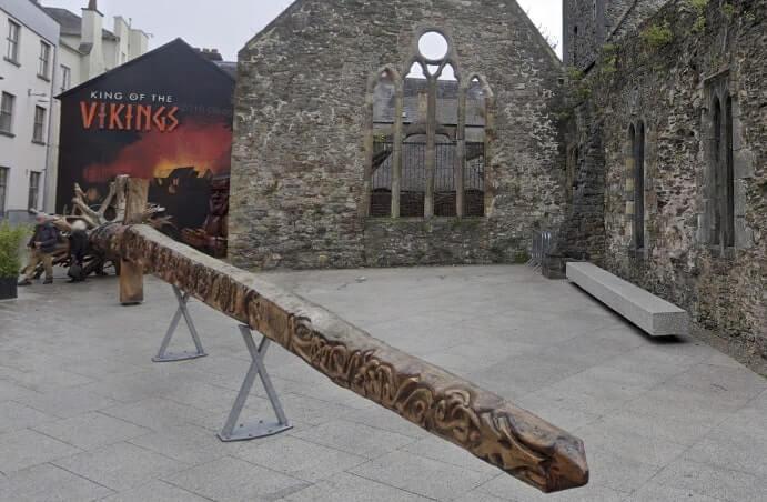 viking sword waterford