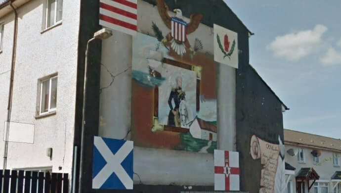 one of the lesser known murals in belfast