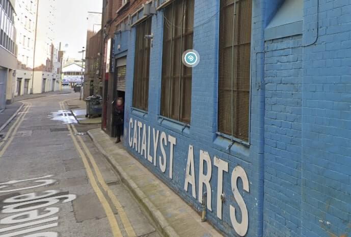 Catalyst Belfast art gallery