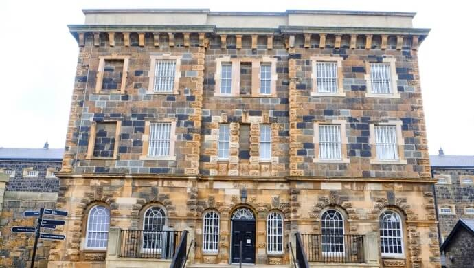 Crumlin Road Gaol tours