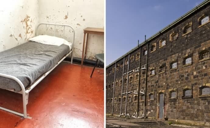 a history of Crumlin Road Gaol