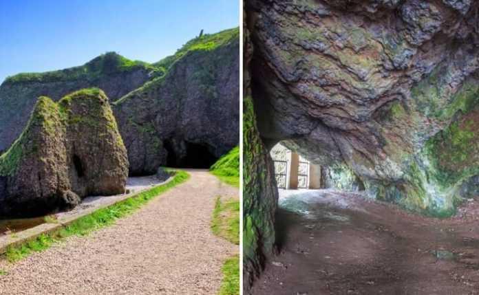 Cushendun Caves antrim