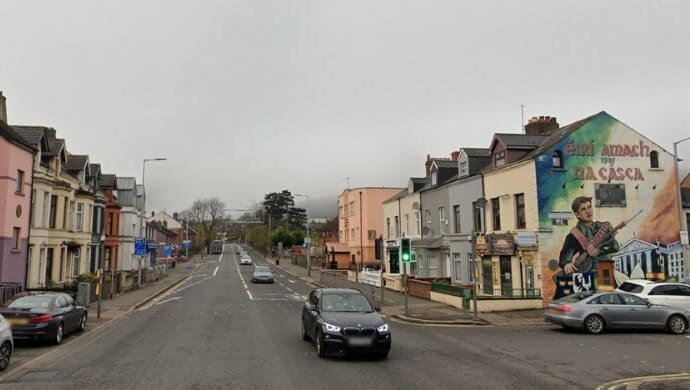 tours of the falls road