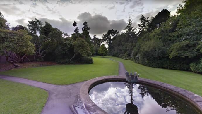 walks at Sir Thomas and Lady Dixon Park