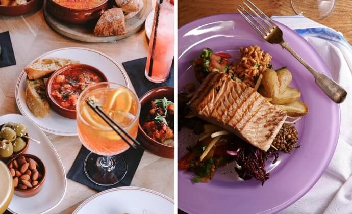Ramore Restaurants