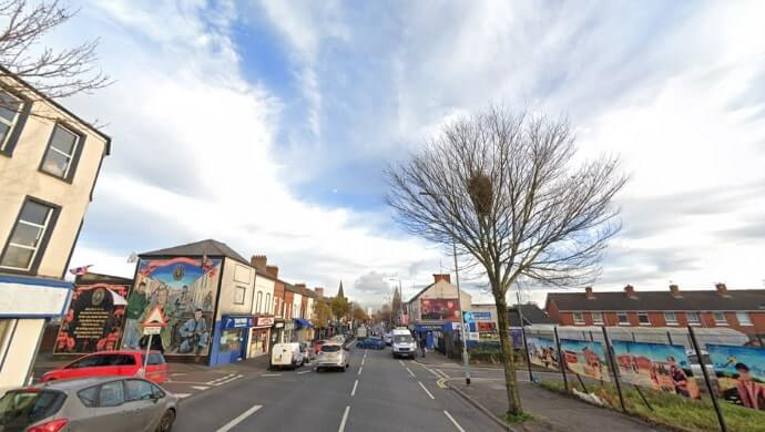 the Shankill Road tours