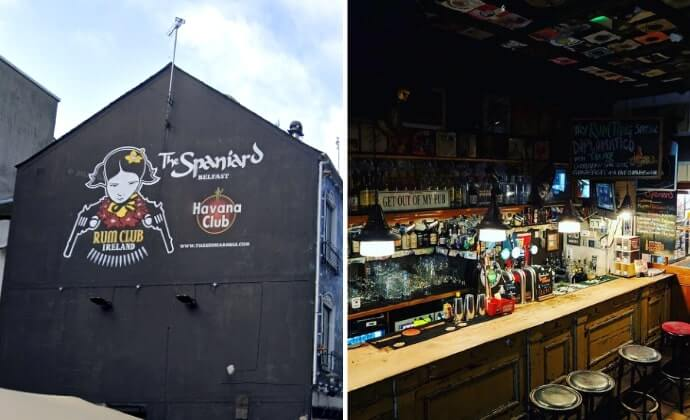 pubs in the cathedral quarter belfast