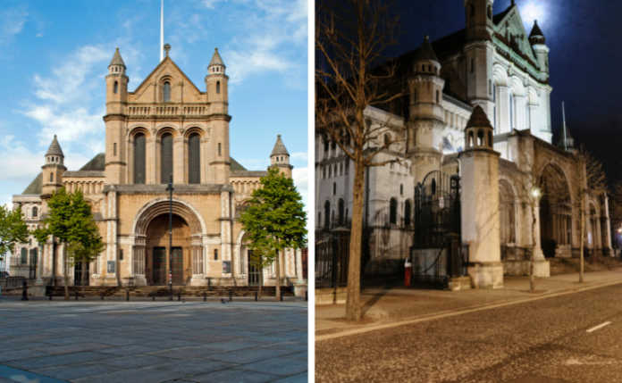 st anne's cathedral belfast