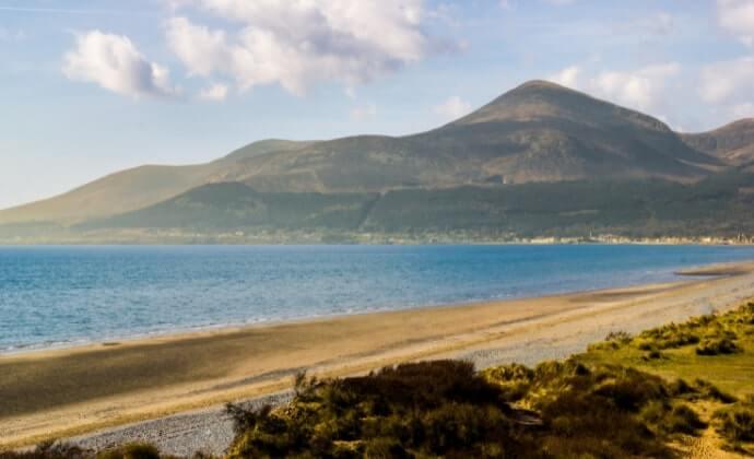 Murlough Beach down
