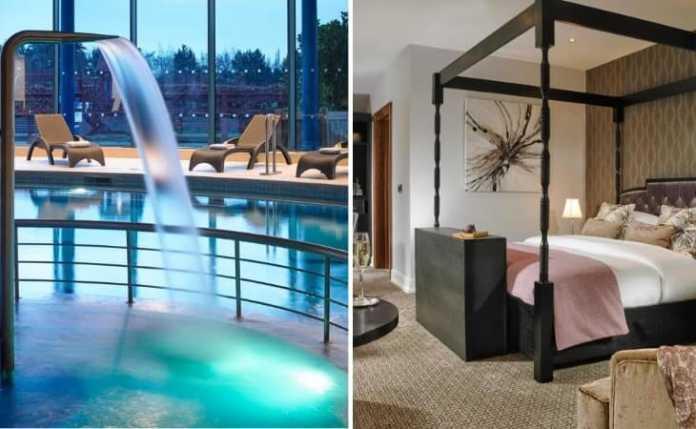 spa hotels Dublin