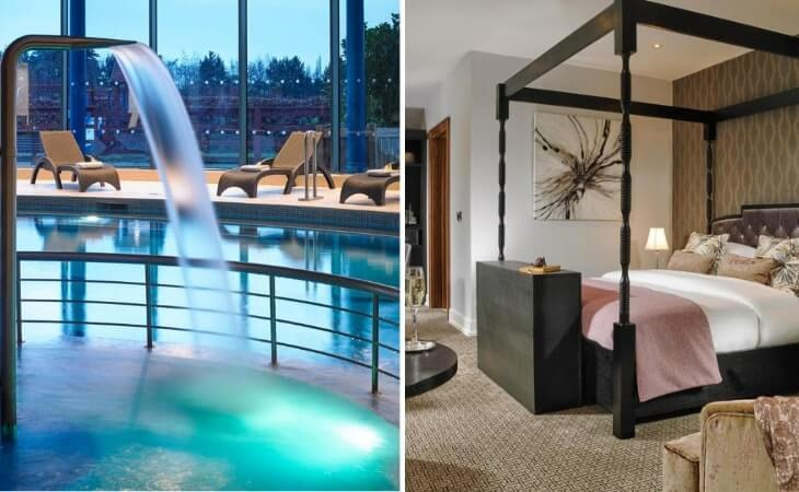 dublin hotels with spa