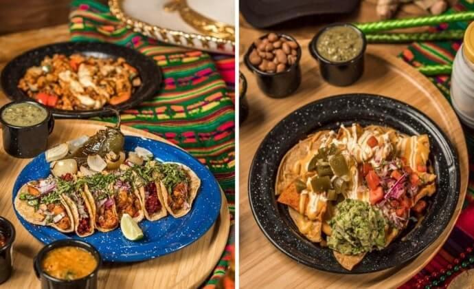 mexican restaurants in dublin