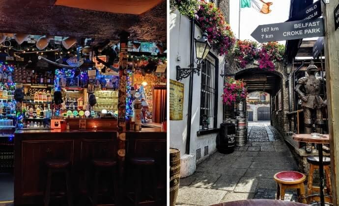 oldest dublin pub