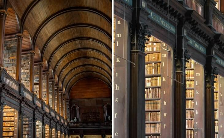 the long room trinity college
