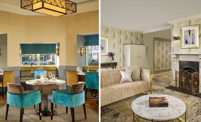 5 star hotels in dublin city centre
