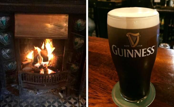 best pubs in howth