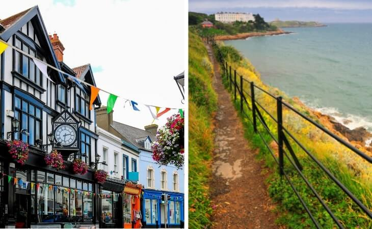 things to do in dalkey