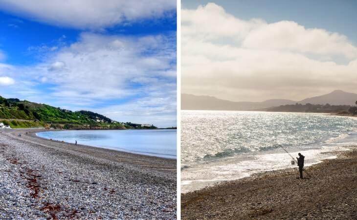Killiney Beach dublin