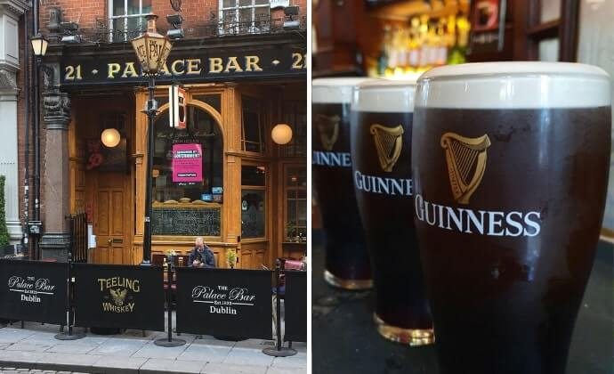 palace bar dublin