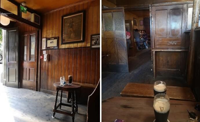 The Gravediggers pub