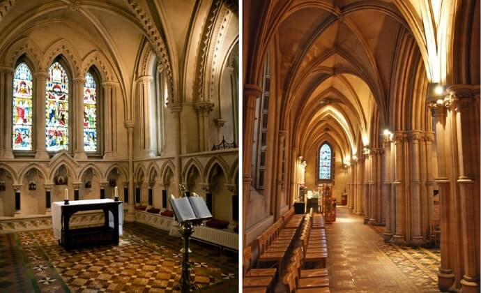 Christ Church Cathedral tour