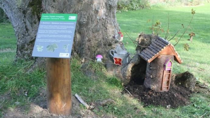 Ardgillan Castle fairy trail
