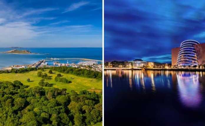 Dublin Bay Cruises boat tours