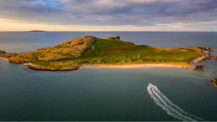 Ireland's Eye ferry