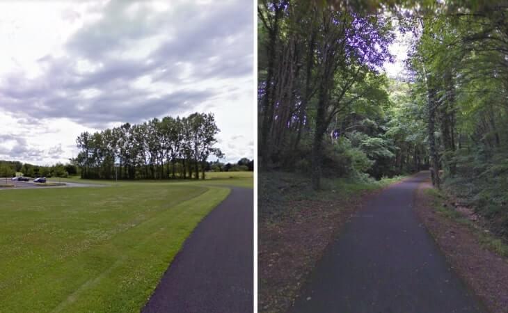 walks in St. Catherine's Park
