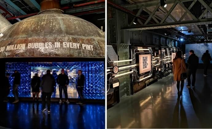tours of the guinness factory